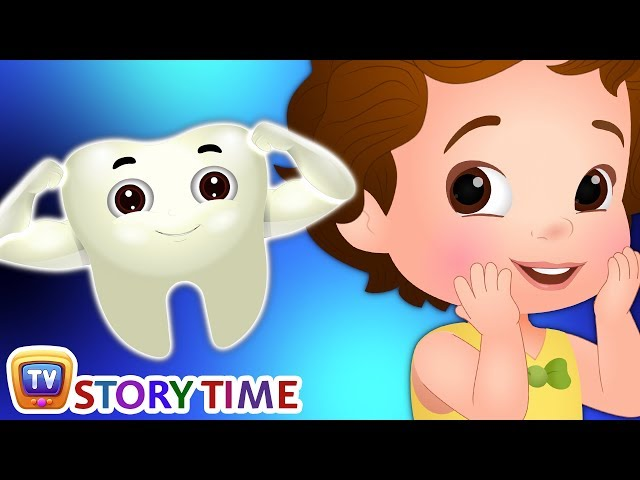 ChuChu and the Tooth Fairy - ChuChuTV Storytime Good Habits Bedtime Stories for Kids