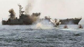 Iran Sends 2 Warships to USA Borders