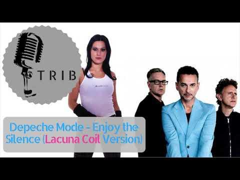 Enjoy the Silence (Lacuna Coil Version) by Depeche Mode (Instrumental Version) KARAOKE