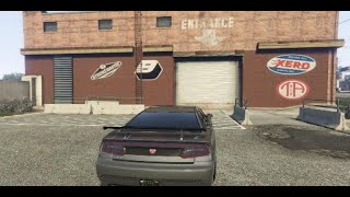 How to have the Bravado Buffalo S- GTA 5 offline.
