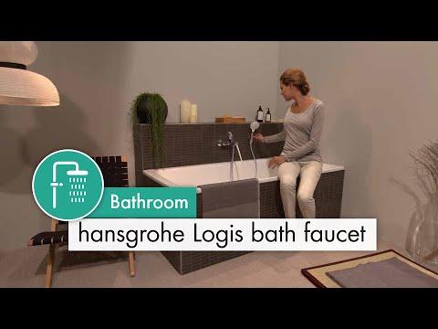 hansgrohe Logis bath mixer
