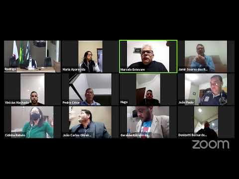 Reunião Ordinária (24/08/2020) - Câmara Municipal de Arcos