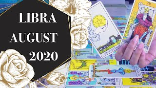 Libra August // Youve Changed A Lot Tarot Reading 2020