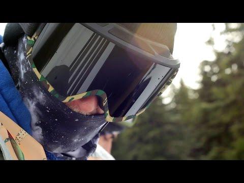 Anon M3 2016 Snowboard Goggles Rider Review – Tactics.com
