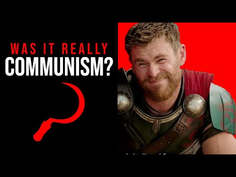 Was It Really Communism?