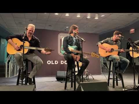 Old Dominion - One Man Band (backstage at MSG)