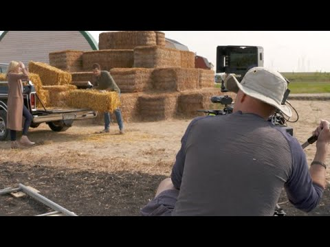 Behind the Scenes - Love, of Course - Starring Cameron Mathison ...