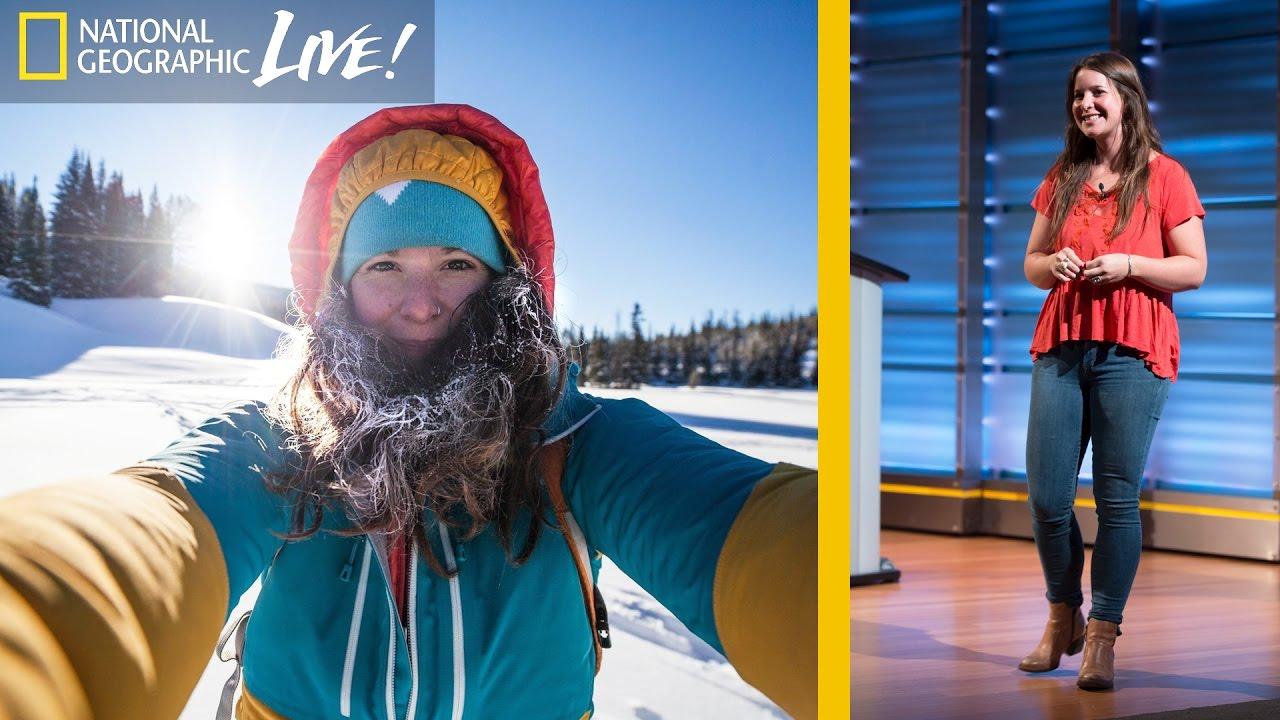 My Life As an Adventure Photographer | Nat Geo Live thumbnail