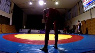 preview picture of video '86Kg GR Patrick Vahlefeld - Burak Kurt'