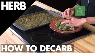 How to Decarboxylate Cannabis | Chef Melissa Parks