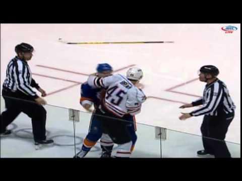 Josh Brown vs. Ross Johnston