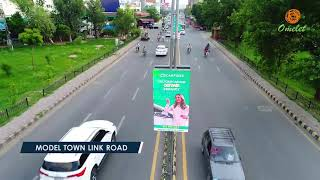 Car First OOH Campaign