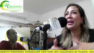 invité yanasalam Awatef ARGOUBI infirmière libérale ramadan et la santé