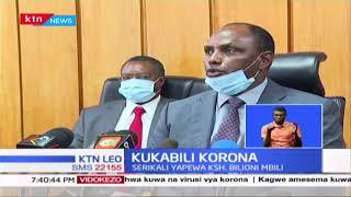 Kukabili Korona: Serikali yapewa Ksh. Billion mbili; Fedha zilizoshikwa kutoka kwa wafisadi