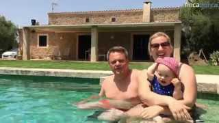 Video Finca auf Mallorca Fontana