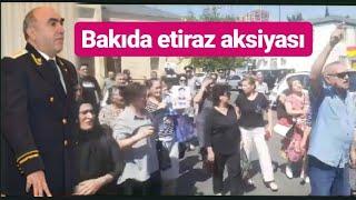 """""""Qarşısını alın, yoxsa haqsızlığa etiraz özlərini öldürə bilərlər"""" - ETİRAZ"""