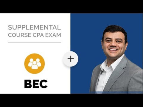 Best BEC CPA Exam Supplemental Course www.farhatlectures.com ...