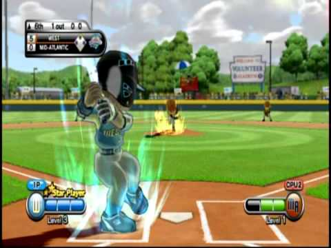 little league world series 2009 wii game