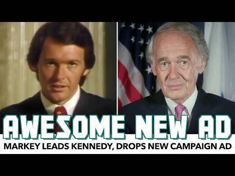 Ed Markey Drops Awesome New Campaign Ad