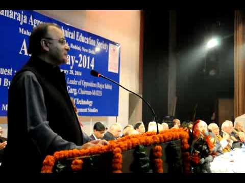 Maharaja Agrasen Institute of Management Studies video cover2