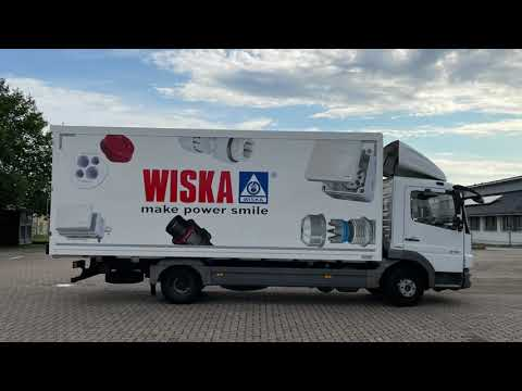 New design for our lorry!