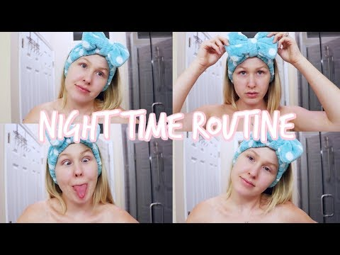 Mommy's Night Time Routine.