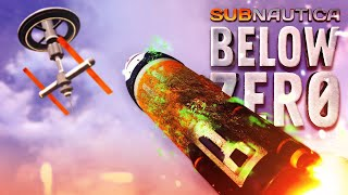 The Power Of Gelsacks! Subnautica Below Zero Gameplay - E8