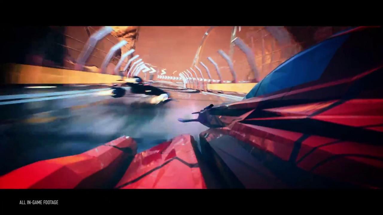 Redout - Trailer di annuncio su Nintendo Switch