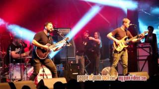 CIGAR - The Bind @ Music 4 Cancer, Sainte-Thérèse QC - 2016-09-17