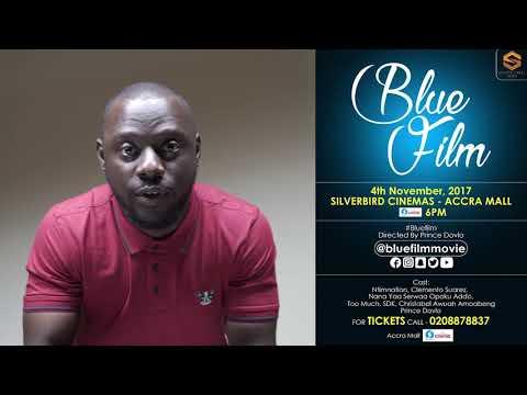 Ntimination Interview #Bluefilm
