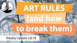 Art Rules and How to Break Them