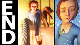 Among The Sleep ENDING - Walkthrough Gameplay (No Commentary) (Horror Adventure Game)