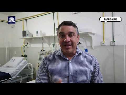 Hospital Municipal de Jaciara inaugura ala isolada para tratamento de Covid-19