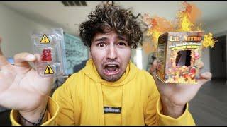 Do NOT Eat The WORLDS HOTTEST Gummy Bear. (9 Million Scoville Units!!!)
