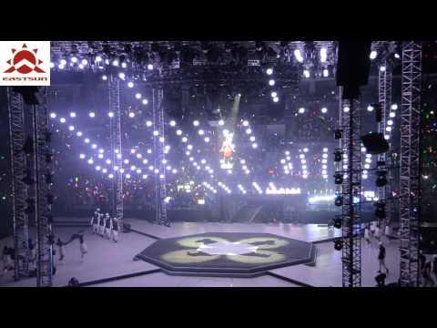 eastsun led kinetic lighting