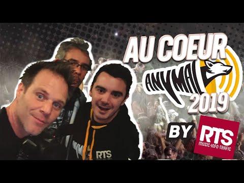 AU C�UR DU FESTIVAL ANYMAL 2019 (ft Rémy Gaillard, Zerator, LEJ, Tryo ...)