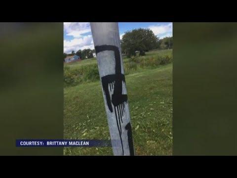 Racist graffiti found on Nova Scotia baseball field