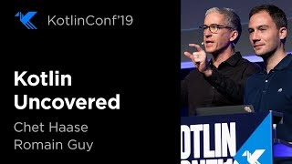 Kotlin Uncovered