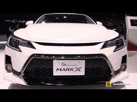 2016 Toyota Mark X - G Sports - Exterior and Interior Walkaround - 2015 Tokyo Motor Show