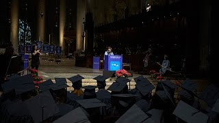 Masters II Ceremony: BBS, Counseling & Clinical Psychology, EPSA, and Health & Behavior Studies