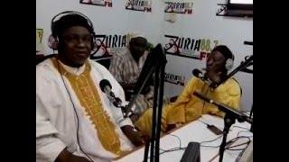ZAEEM ABDUL WADUD CIESSEY @ ZURIA FM 88.7/ KUMASI-GHANA,