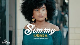 Simmy   Ubala Feat Sun EL Musician   Official Music Video