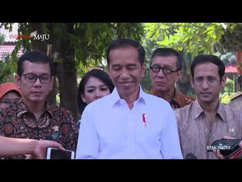 Keterangan Pers Presiden RI, Jakarta, 9 Desember 2019