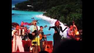 Jimmy Buffett - I Want To Go Back to Cartagena - Chicago IL 6/29/2013