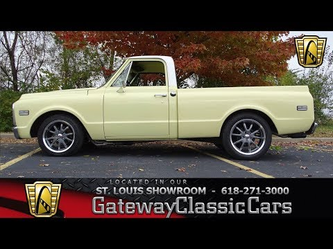 Video of '72 C10 - M8CL
