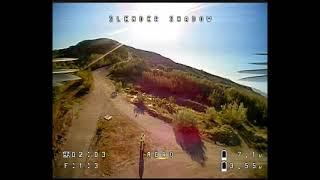Slender Shadow FPV: Windy Wings