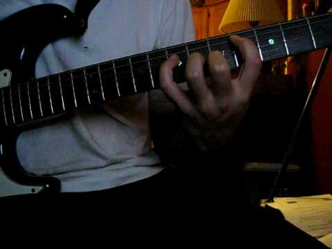 Gospel Shout Chords for guitar- Holy Ghost Party!