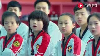 学校老大欺负新来的转校生,没想到转校生竟然是跆拳道高手!