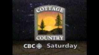Some CBC Promos 1993