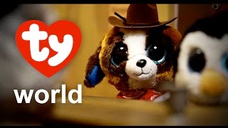 """Ty World Beanie Boos YouTube web series: episode 1 """"The Western"""""""